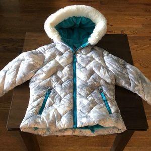 Toddler Girls Winter Jacket